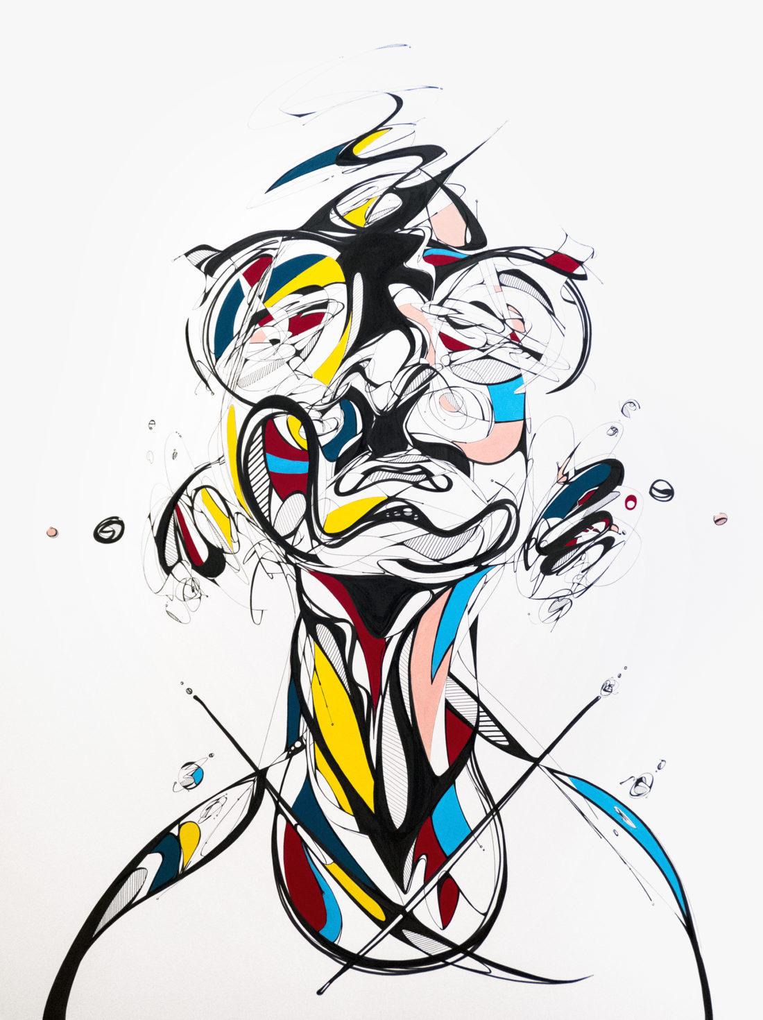Untitled #3 (Stateless) - Martin Kalanda