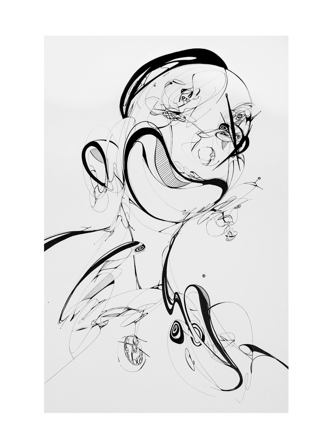 Untitled #90 (Stateless) - Martin Kalanda
