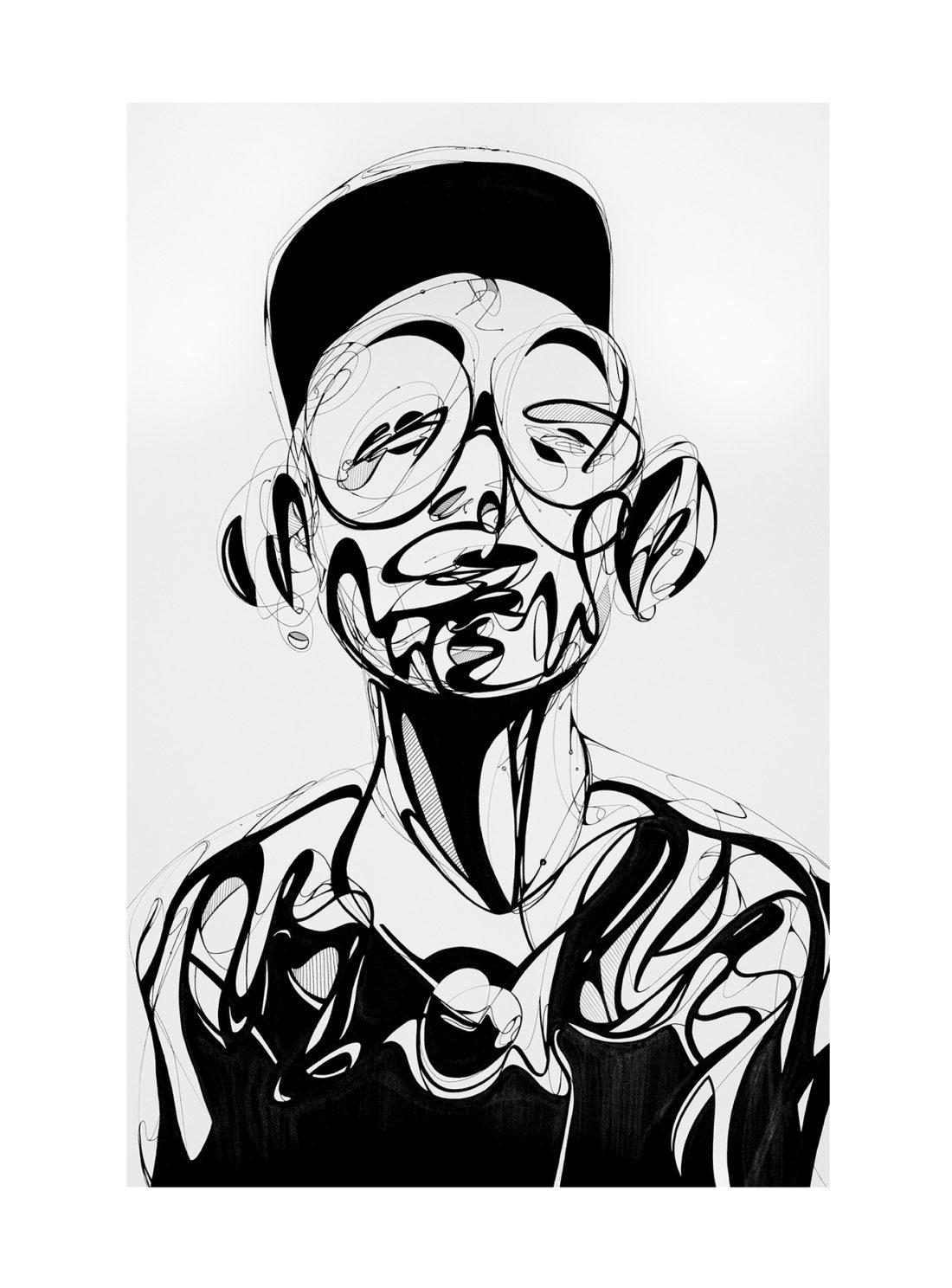 Untitled #91 (Stateless) - Martin Kalanda