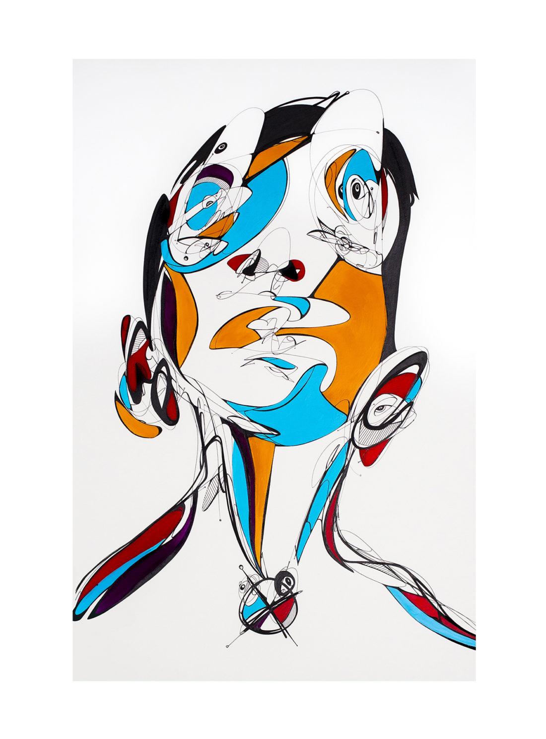 Untitled #95 (Stateless) - Martin Kalanda