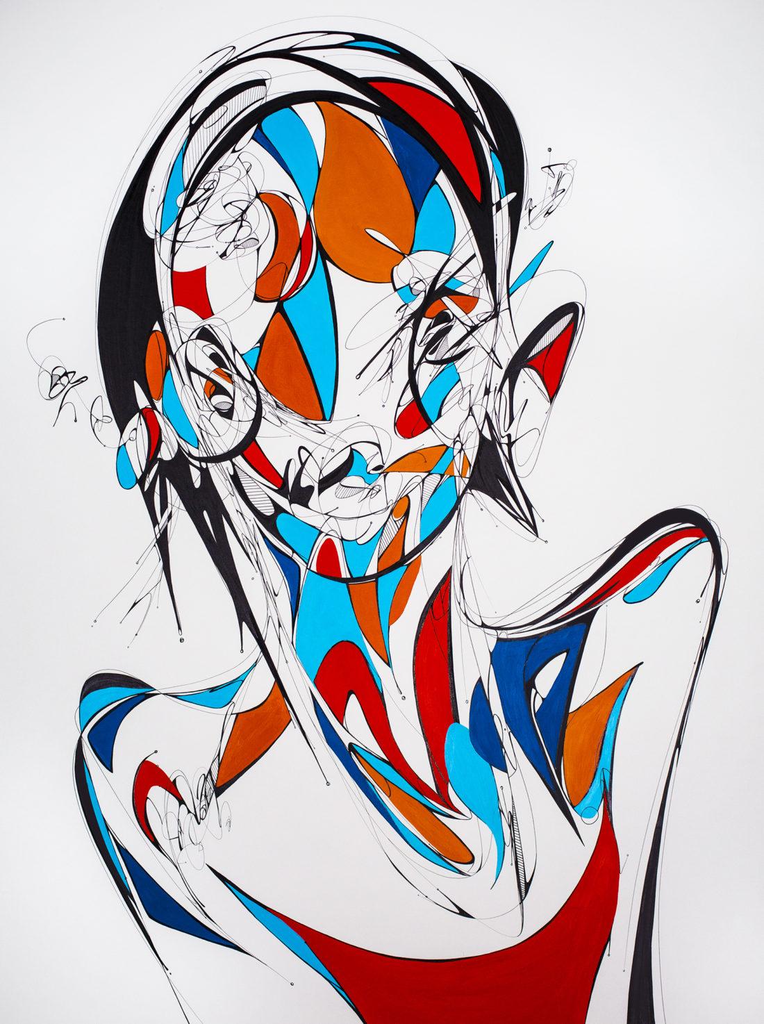 Untitled #85 (Stateless) - Martin Kalanda